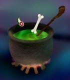 【配布】魔女鍋