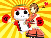 【MMD-OMF5】かきにゃん【5月5日はMEIKOの日】