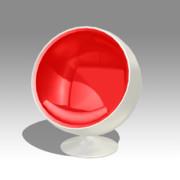 【MMD-OMF5】BallChair