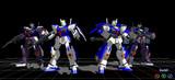 【OMF5】双護式ガンダムF90【MMD】