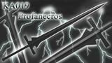 【MMD武器】KA019 Profanecros / プロフェネクロス【大剣】