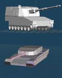 自衛隊の重装備達