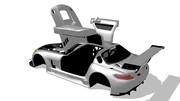 SLS GT3 進捗⑥