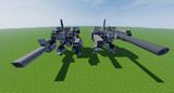 【Minecraft】JointBlock製ロボ