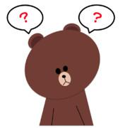 ☆☆パワーポイントで書いてみたシリーズ☆☆クマのブラウン