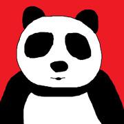 smile panda