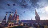【Minecraft】 赤の広場