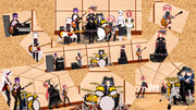 【第2回UTAU作品祭】バンド結成