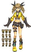 自作RPGキャラデザ06