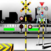 踏み切りと電車とデッド・シグナル