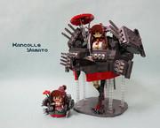 レゴで艦これの大和を作ってみた