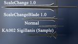 【更新】KA019モーフ追加【サイズ変更】