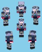 【Minecraft 】結月ゆかり:アイヌ衣装