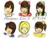 Hangame Live 3 15'5/14