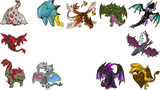 Dragons and Titans SDドラゴンズ その3