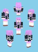【Minecraft】結月ゆかり:双極性トランキライザー衣装