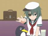 キソ=サンが失敗ペンギンを押すだけ