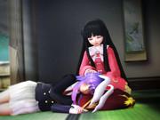 かぐや姫の膝枕