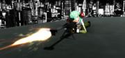 【MMD】へカートⅡによる超距離狙撃を行うシノンさん_その2【GGO】