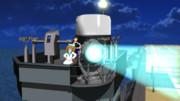 【MMD艦これ】探照灯でおはなし