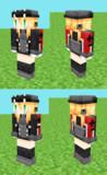 【Minecraft】プリンツ・オイゲン スキン【艦隊これくしょん】