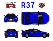 GTR R37 0W