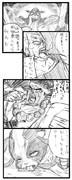 ジョジョ43話ネタ漫画