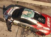 PC版GTA5でテクスチャ書き換えテスト。