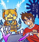 ネコ座の聖衣(クロス)!