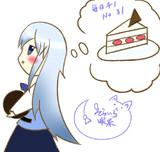 ケーキが食べ隊←