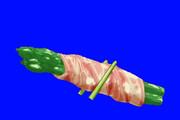 キルミーベイベー1話にでてくるアスパラガスの肉巻きBB