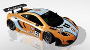 """MP4-12C """"Gulf Racing"""""""