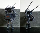 パーフェクトガンタンク【ブラックゴースト】3