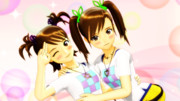 姉っぽい亜美と妹っぽい真美