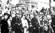 第二次世界大戦中のドイツで撮られた写真