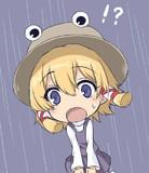雨かと思ったら嵐だった!