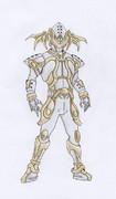 オリジナル/七曜星の敵戦士/メリクリウス