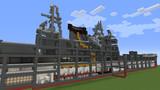 巡洋艦建造途中…