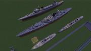 今までの艦船ども。take2
