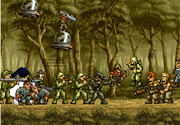 metal slug 5 mision 5 not kill commaner sad :(