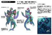 【LoVデザコン】オルスーラ【海種】