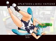 SPLATOON x MIKU HATSUNE
