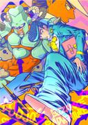 JOJO4部(アニメ化しろ)