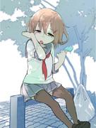 うちの雷ちゃん(3)