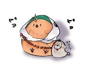 「俺の名はピヨ融、武蔵坊弁慶の薙刀よ!」「ぼくもいますよ~」