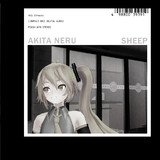 SHEEP by Akita Neru 【MMDレコード・CDジャケットアート選手権】