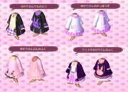 【どうぶつの森】ゆかりさん関連の服2【マイデザイン】