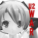 【MMDレコードCDジャケットアート】WAR