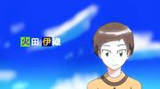「火田伊織」デジモンアドベンチャー02の子供達をtri風から原作風に。