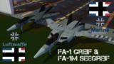 【Minecraft】FA-1 & FA-1M【MCheli】